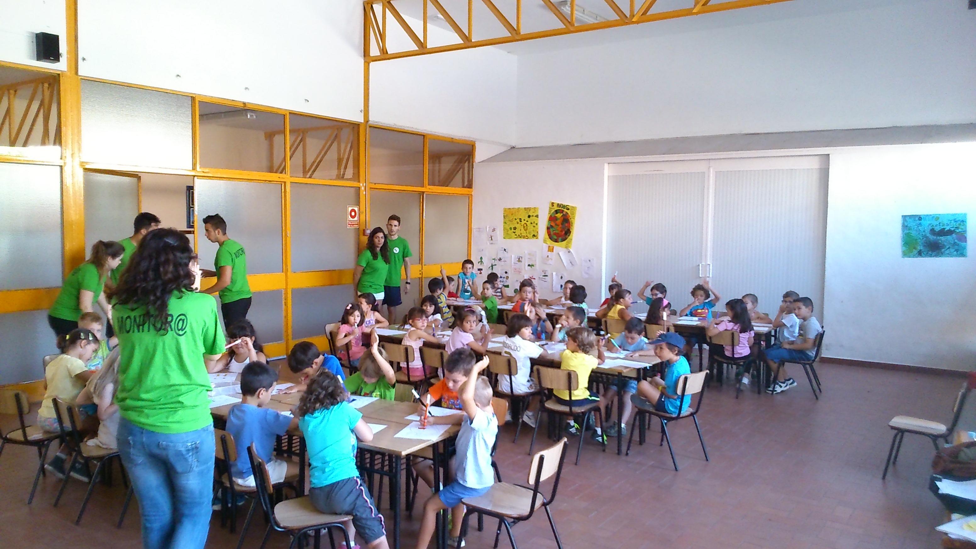 La Encarnación Power Summer School 2014