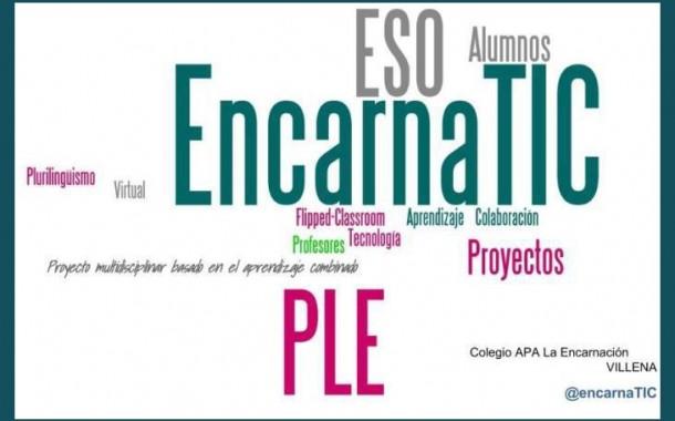 Proyecto EncarnaTIC en  Secundaria