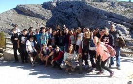 Los alumnos de 2º ESO visitan Bocairente