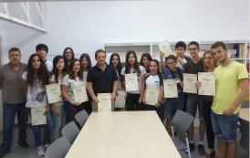 Una alumna del Colegio  APA La Encarnación, ha resultado premiada en el XXII concurso matemático CANGURO 2015