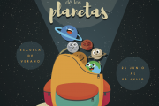 """Escuela de verano """"La mochila de los planetas"""""""