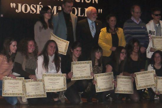 Premio de investigación José Mª Soler