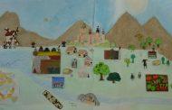 Mural Villena Medieval