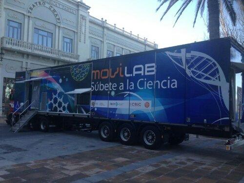 Camión de la Ciencia