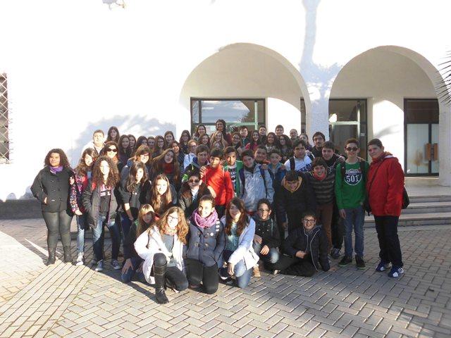Los alumnos de 1ºESO visitan la Universidad de Alicante