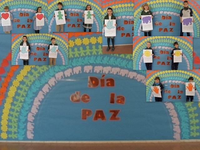 30 de Enero. Celebración del día de la Paz