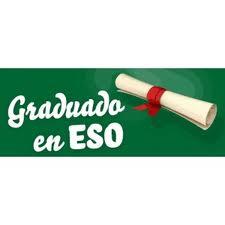 Títulos Graduado en E.S.O.