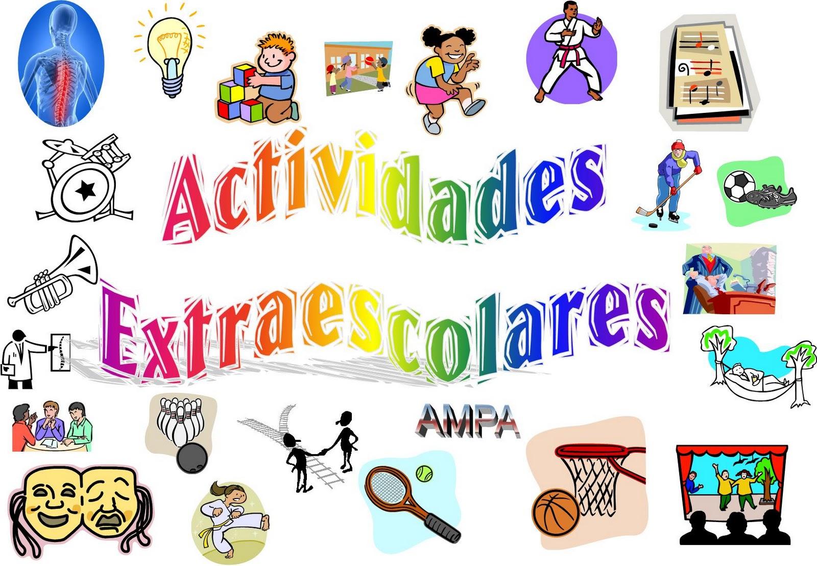 Actividades extraescolares 2013-14