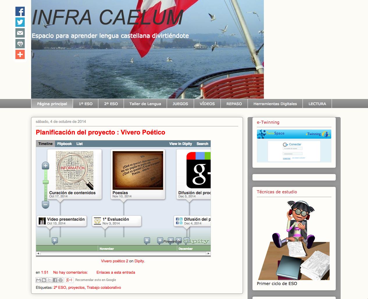 Infra caelum