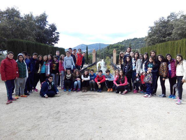 Alumnos de 2º ESO visitan