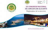 XX Congreso Nacional de CONCAPA