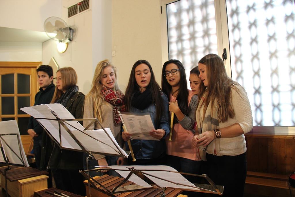Eucaristía Navidad 2014