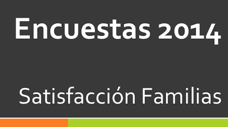 Encuestas Satisfacción 2014