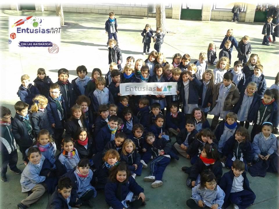 Proyecto ENTUSIASMAT en Infantil