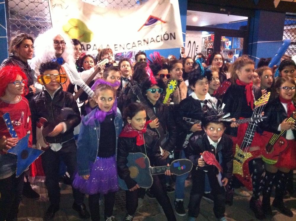 Galeria fotos del Carnaval 2015
