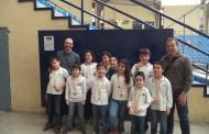 AJEDREZ  I Torneo Abierto  por equipos de colegios Sub12