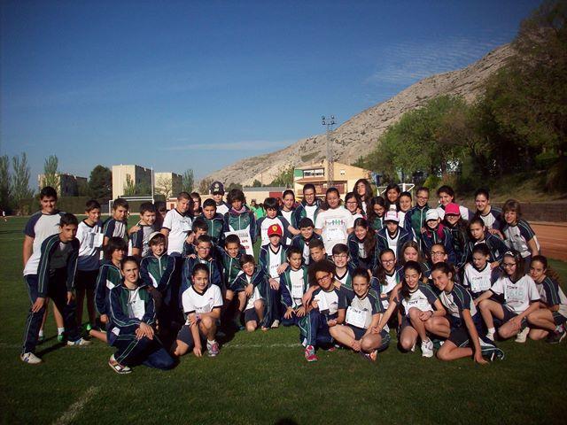 XI Olimpiadas Escolares 2015