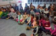 Un dia especial en la jornadas de pascua en carmelitas