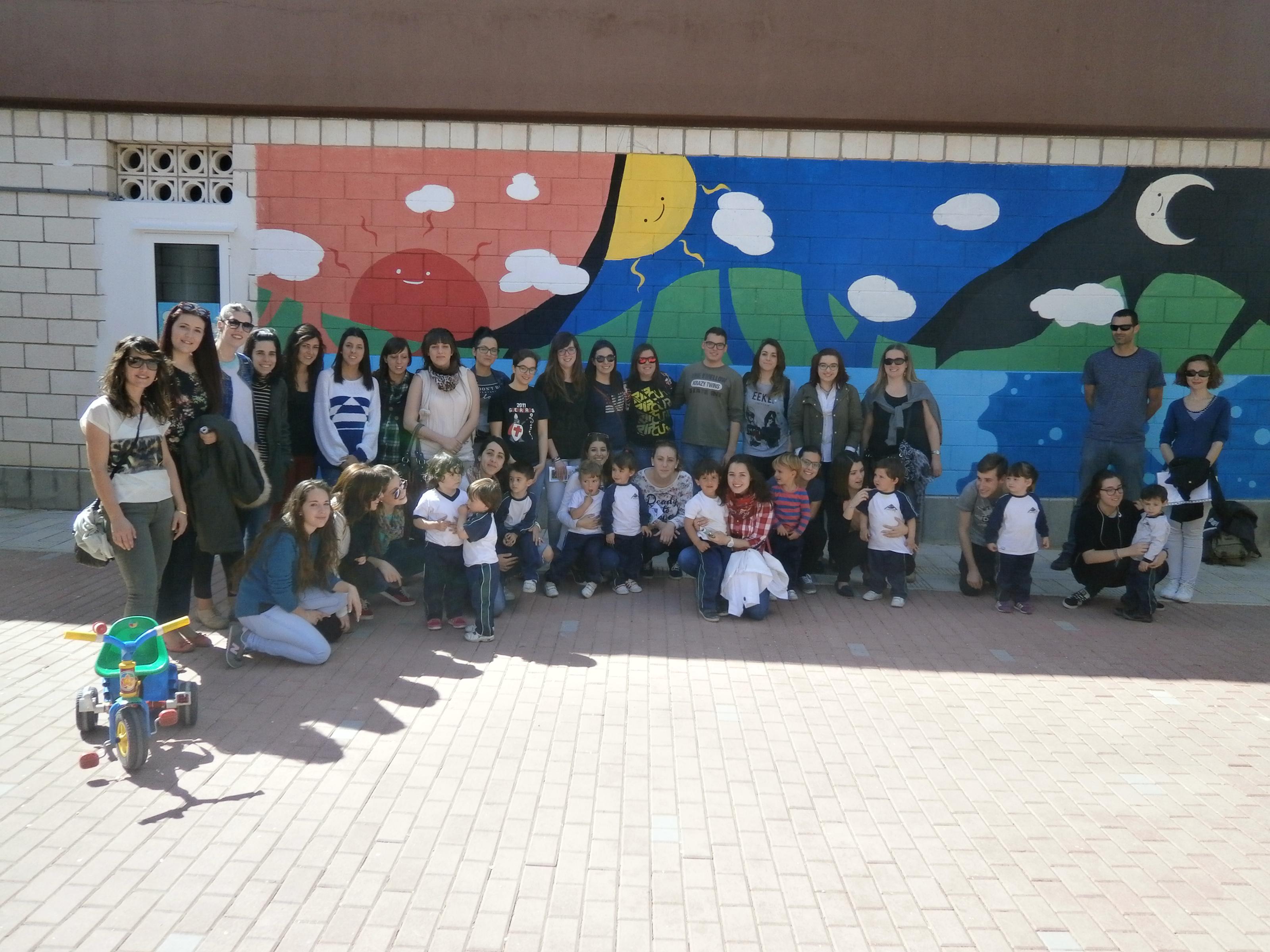 Alumnos del Ciclo de Educación Infantil visitan nuestro Centro