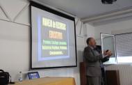 Más de 100 padres y madres aprendieron con Antonio Ríos