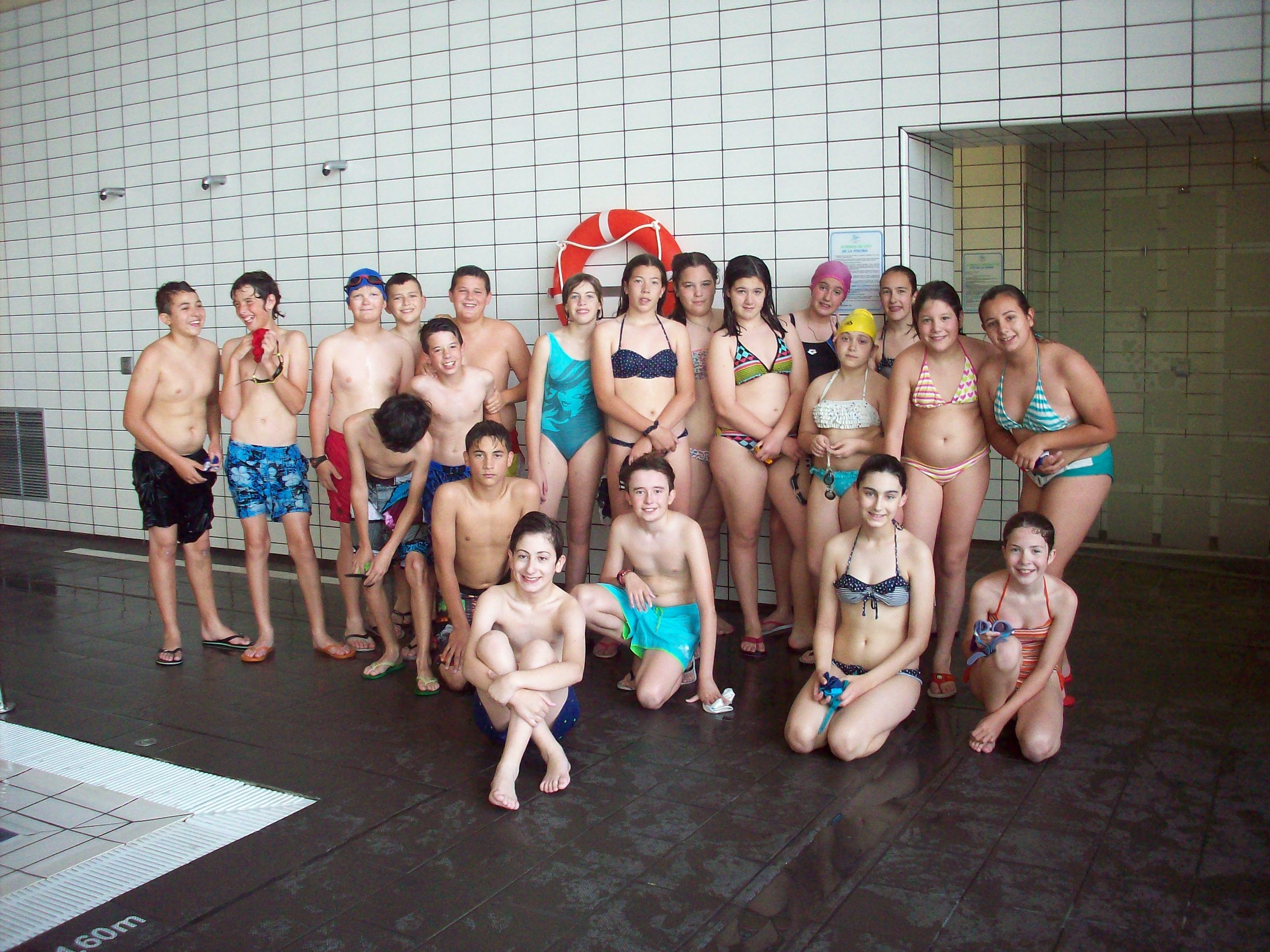 Los alumnos de 6º B visitamos el Centro Deportivo de Villena