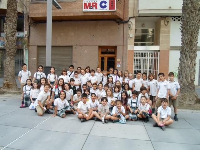 Visita a MQR