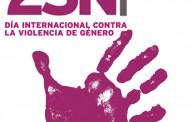 Concentración contra la violencia de género