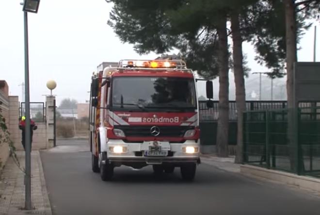 Simulacro de Evacuación en el CC Apa La Encarnación