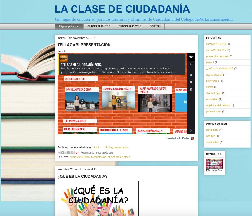 """Ciudadania """"La Encarnación"""""""