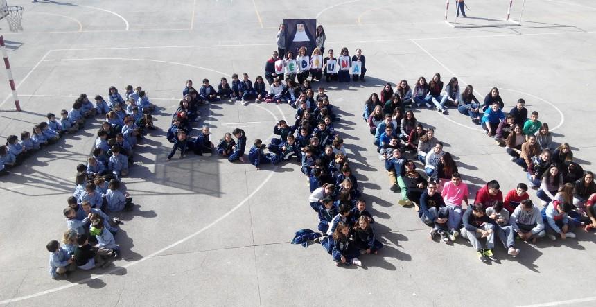 Nuestro colegio celebra el 190 aniversario de la Fundación Vedruna.