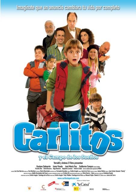 Los alumnos/as de 3º y 4º de Primaria van al cine.
