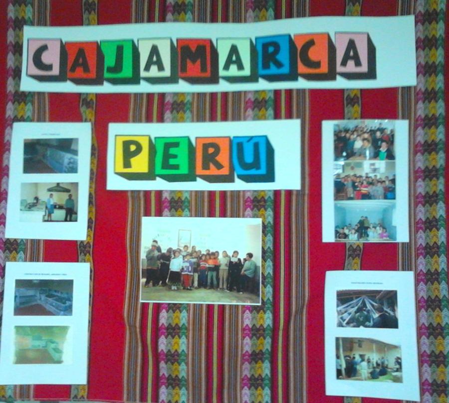Proyecto Solidario destinado a Perú