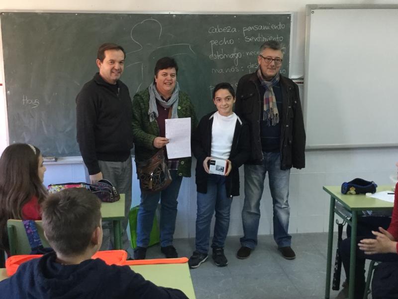 Ganador del concurso de narración Munayki
