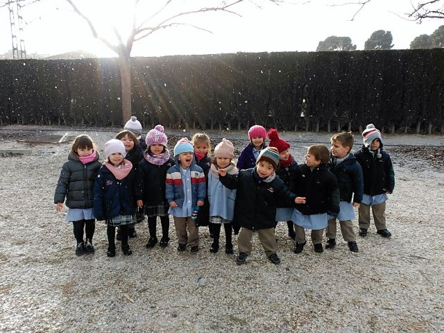 ¡Viva la nieve!