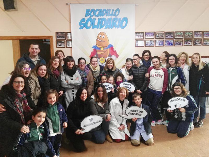 Segundo Bocadillo Solidario