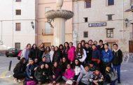 Alumnos de 2º de ESO visitan Bocairent