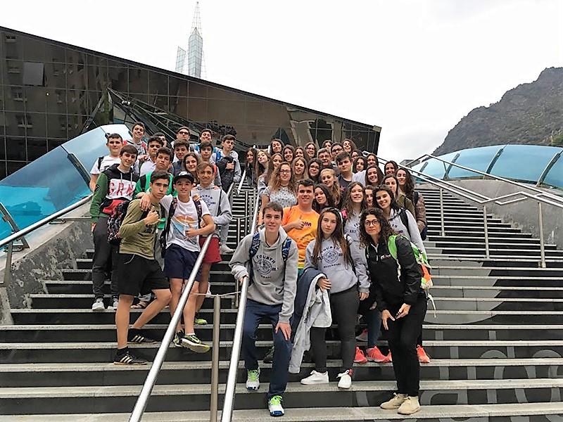Generación 2001 Odisea en Andorra