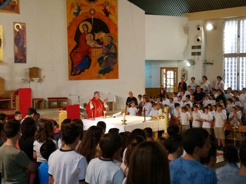 Eucaristía inicio curso.