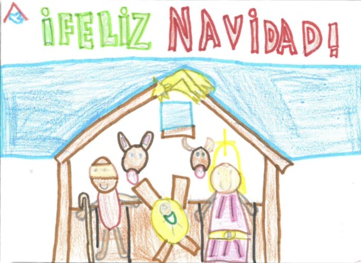 Felicitaciones ganadoras en el concurso interno de CC La Encarnación