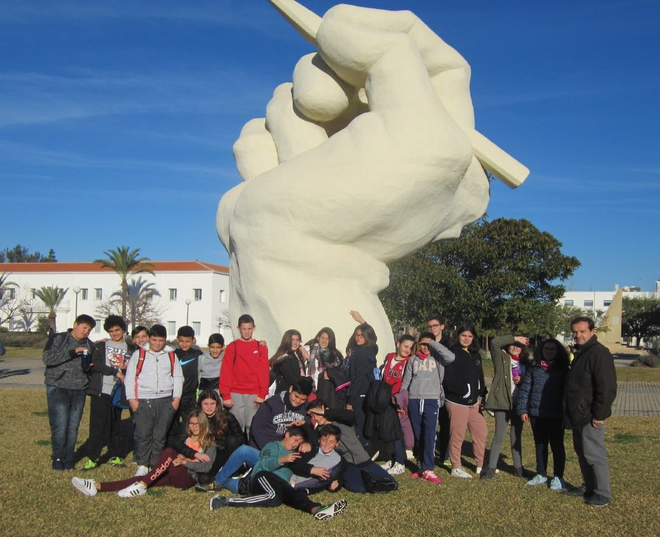 1º ESO visita la Universidad de Alicante