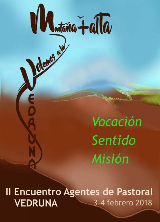 II Encuentro  Agentes de Pastoral Vedruna