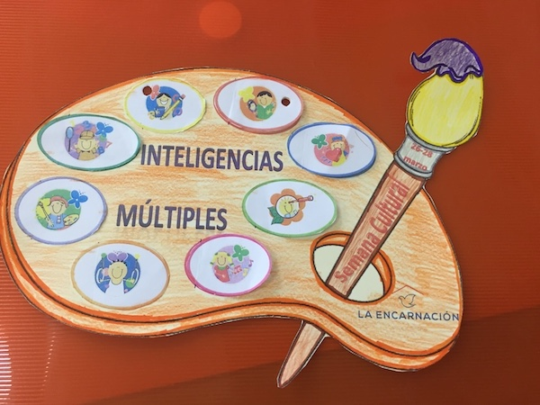 Semana Cultural. Inteligencias Múltiples