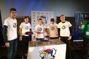 Décimo tercer puesto en el III Campeonato Nacional Interescolar del cubo de Rubik.