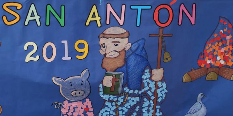 Celebración de San Antón