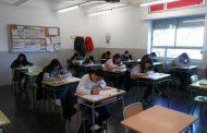 Alumnos de ESO participan en la Canguro Matemático.