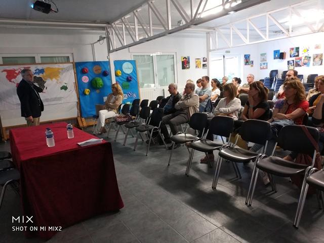 Reunión informativa sobre el cambio de Infantil a Primaria
