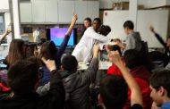 3º ESO en los talleres de CienciaLab